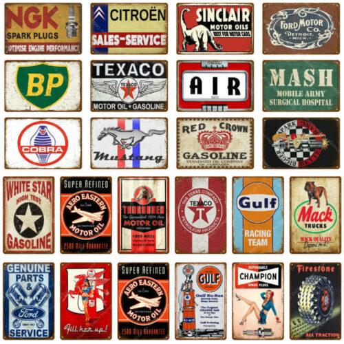 Automotive Signs