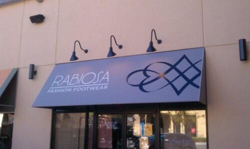 Business Awning Signs