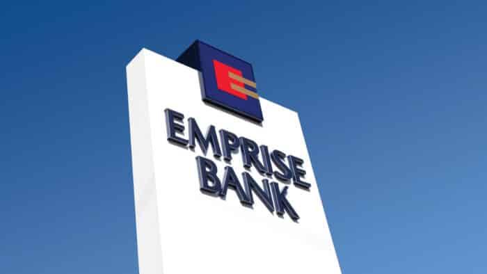 emprise bank sign