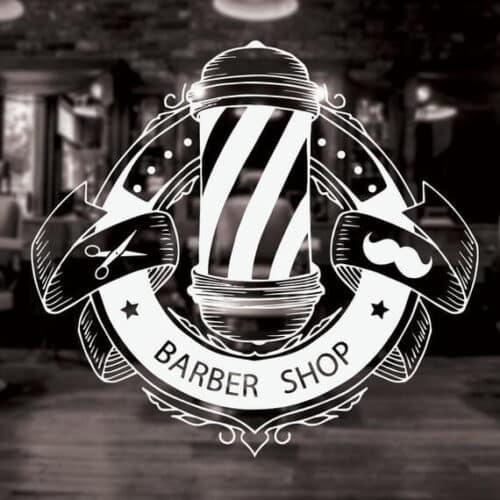 barber shop vinyl