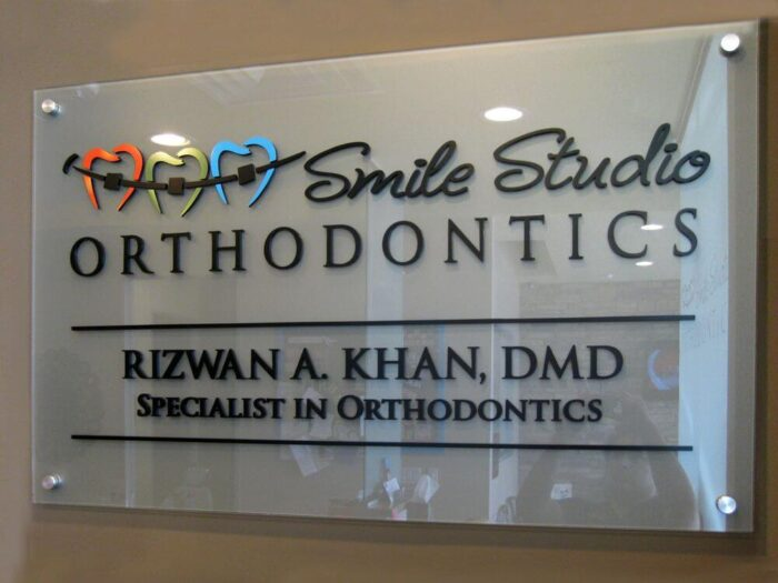 dental office signs