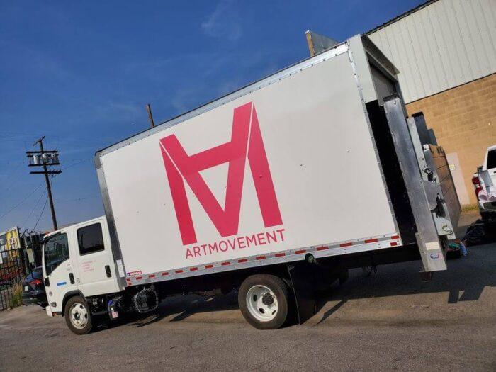 truck wrap vinyl