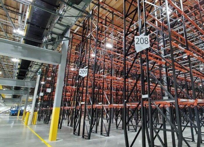 warehouse indoor house